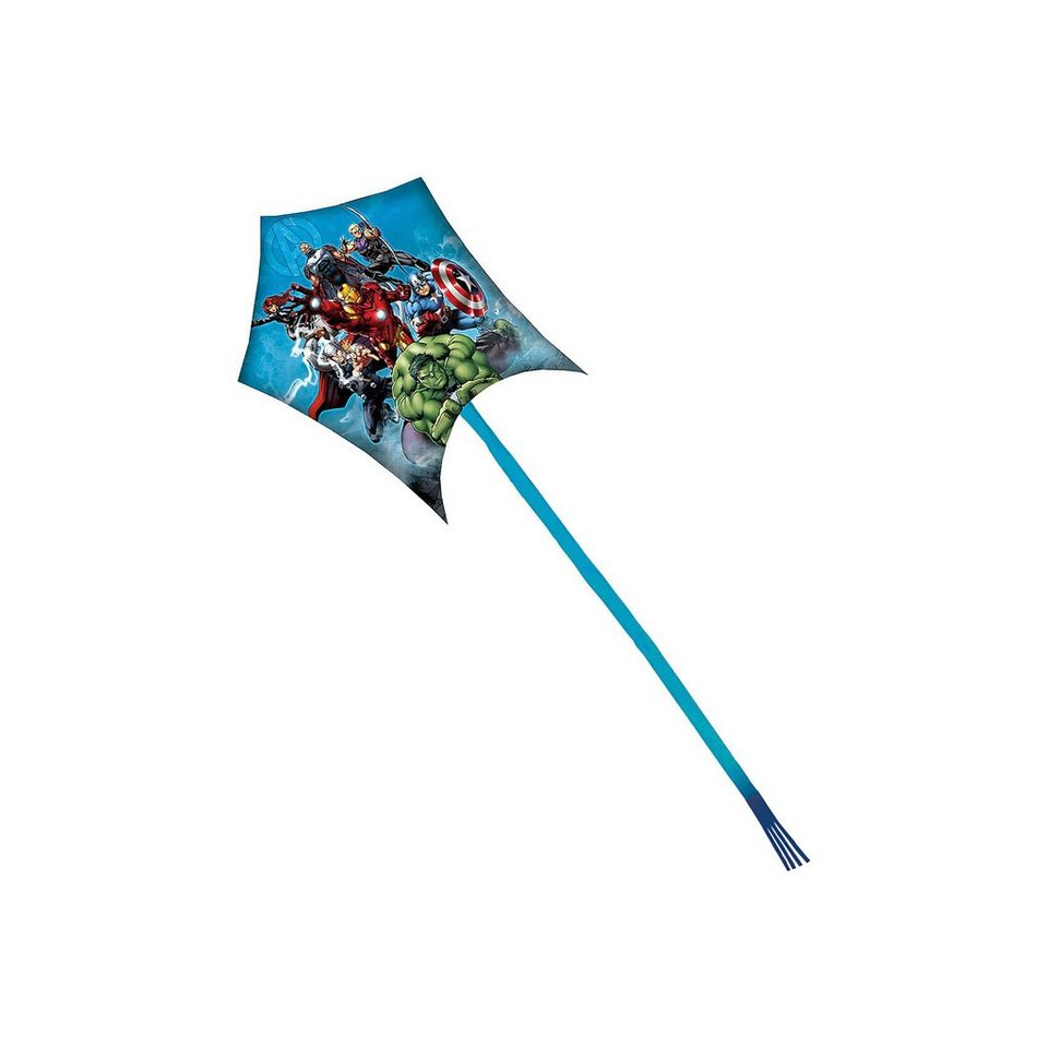 Happy People Flugdrache Marvel Avengers, 105 x 128 cm online kaufen