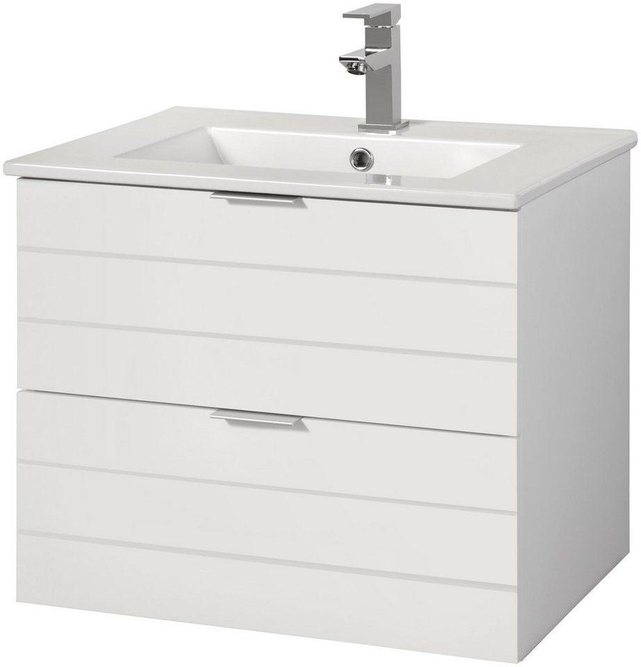 waschtisch luzern waschplatz 60 cm breit bad set 2 tlg online kaufen otto. Black Bedroom Furniture Sets. Home Design Ideas
