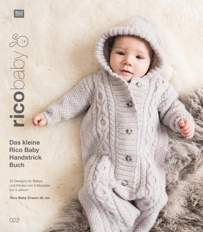 """Heft """"Rico Baby 022 Dream DK Uni"""" 21 Seiten kaufen"""