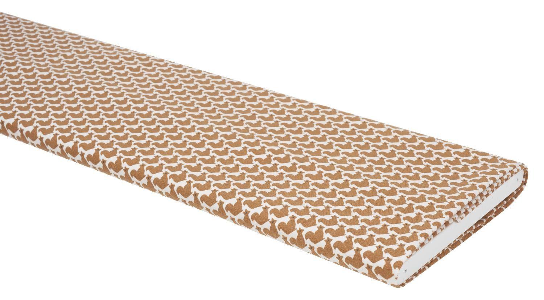 """Jersey-Stoff """"Eichhörnchen"""" 150 cm breit (Meterware)"""