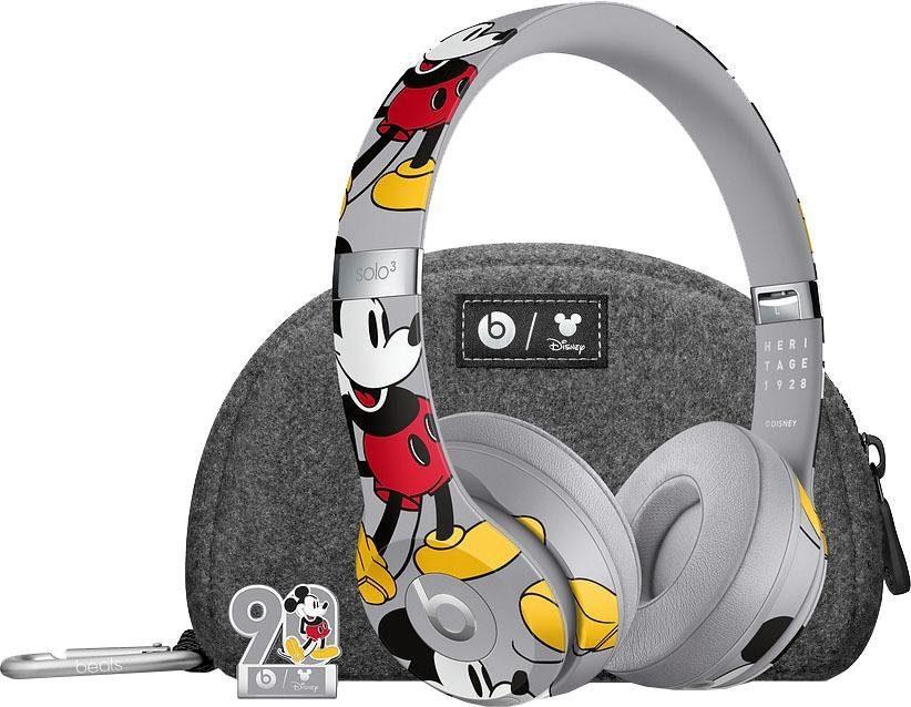 Beats by Dr. Dre »Solo 3 Mickeys 90th Edition« On-Ear-Kopfhörer (Bluetooth)