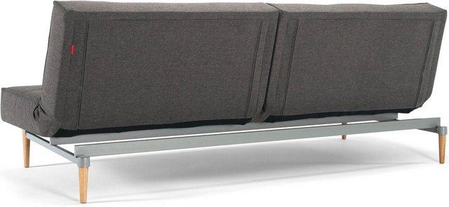 Sofas - INNOVATION™ Schlafsofa »Splitback«, mit Stem Beinen, in skandinavischen Design  - Onlineshop OTTO