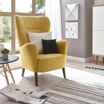 Sessel In Gelb Online Kaufen Otto