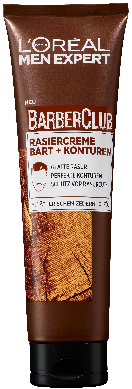 L'oréal Paris, »Men Expert Barber Club Bart + Konturen«, Rasiercreme