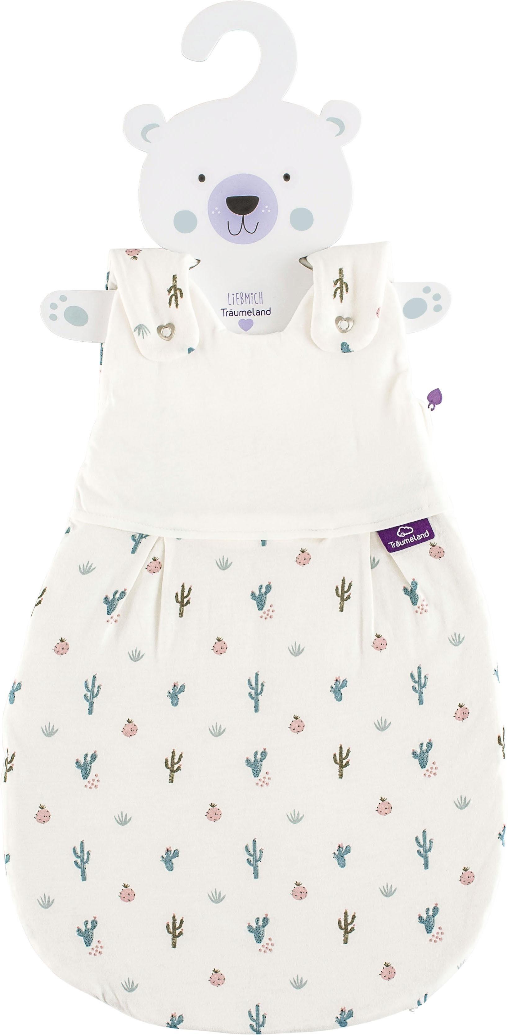 Träumeland Babyschlafsack »Außenschlafsack Kaktusliebe« (1 tlg)