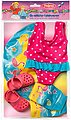 Heless Puppenkleidung »Puppenschwimmset mit Badeanzug und Zubehör« (Set, 6-tlg), Bild 5