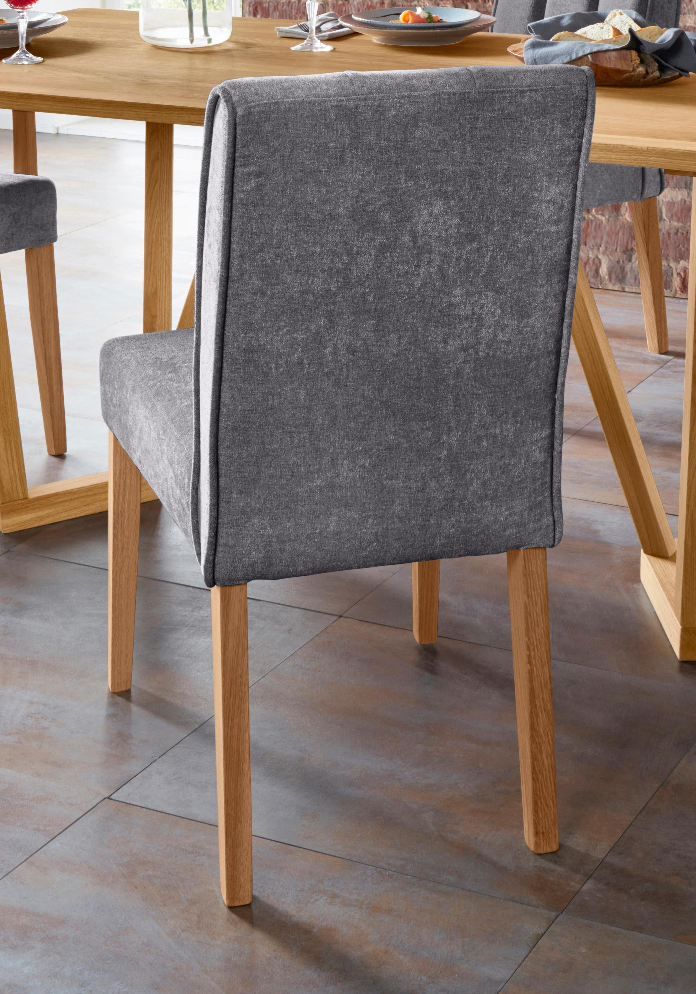 Stuhl »Nora Premium 1«, Gestell aus Massivholz online kaufen | OTTO