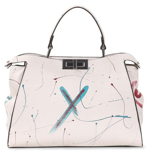 Frey Print »joy Peace« Modischem Suri Shopper Mit dYxwdUF