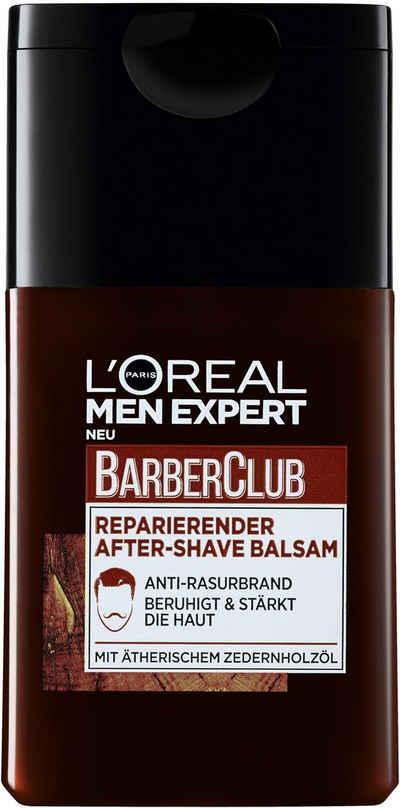 L'ORÉAL PARIS MEN EXPERT After-Shave Balsam »Barber Club«, lindert & repariert Rasurbrand