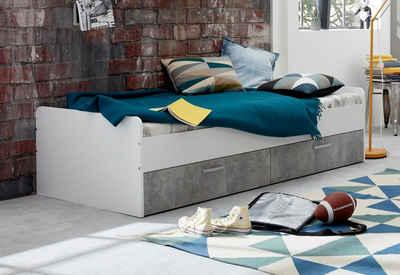 Детская кровать trendteam