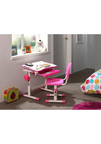VIPACK Vaikiškas rašomasis stalas ir kėdė »Co...