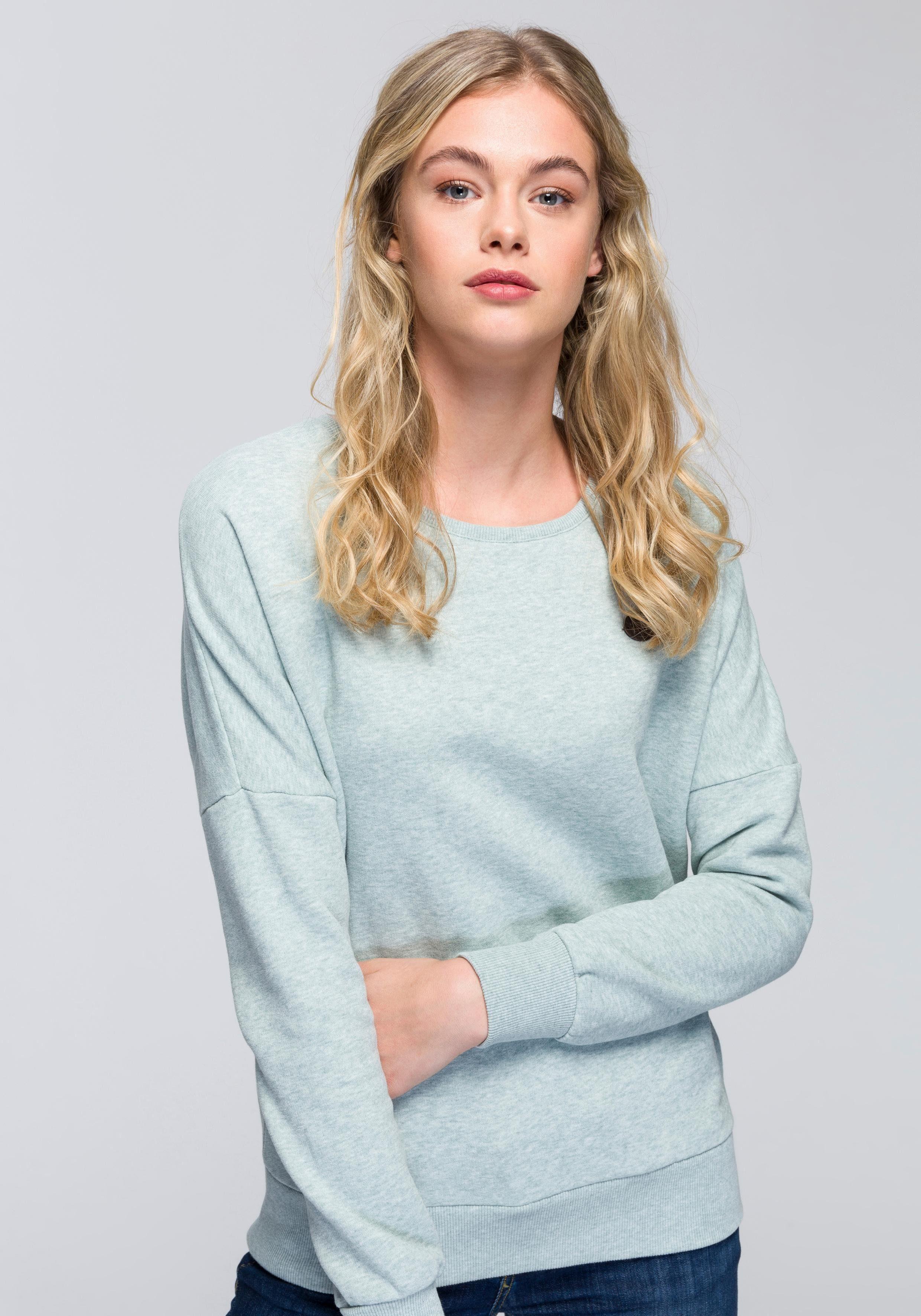 naketano Sweatshirt »2 Stunden Sikis Sport« mit lässig überschnittenen Schultern online kaufen | OTTO