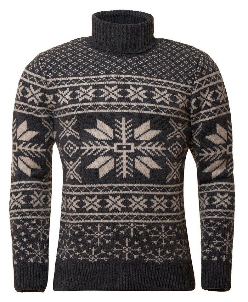 COURSE Norwegerpullover | Bekleidung > Pullover > Norwegerpullover | Grau | Jeans | COURSE