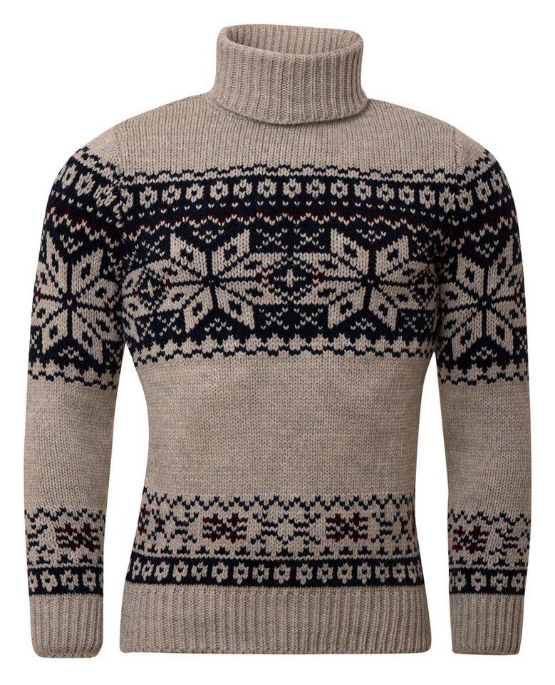 COURSE Norwegerpullover | Bekleidung > Pullover > Norwegerpullover | Jeans | COURSE
