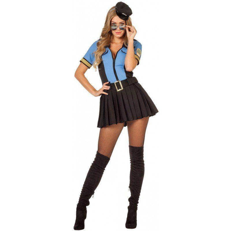 AHOI Sailor Lady Gürtelschnalle