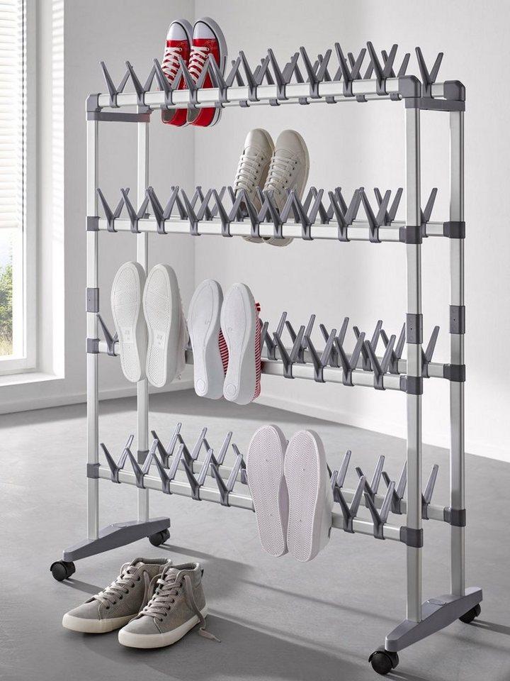 buy popular bc050 d4299 heine home Schuhregal für 80 Paar Schuhe kaufen | OTTO