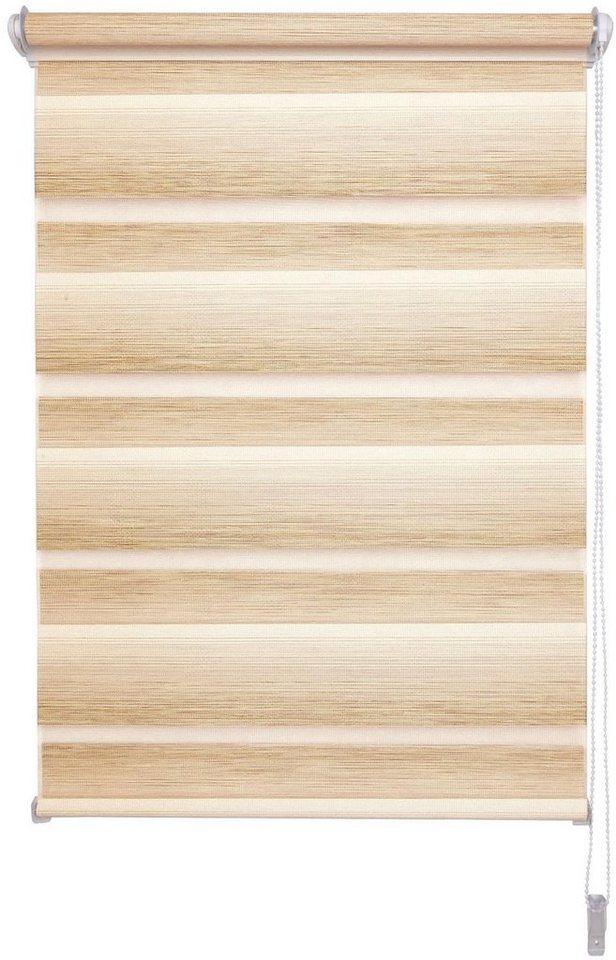 doppelrollo farbverlauf liedeco lichtschutz ohne bohren online kaufen otto. Black Bedroom Furniture Sets. Home Design Ideas