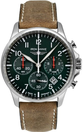 IRON ANNIE Chronograph »Captain's Line, 5872-4«, Made in Germany