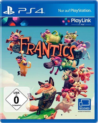 Frantics PlayStation 4