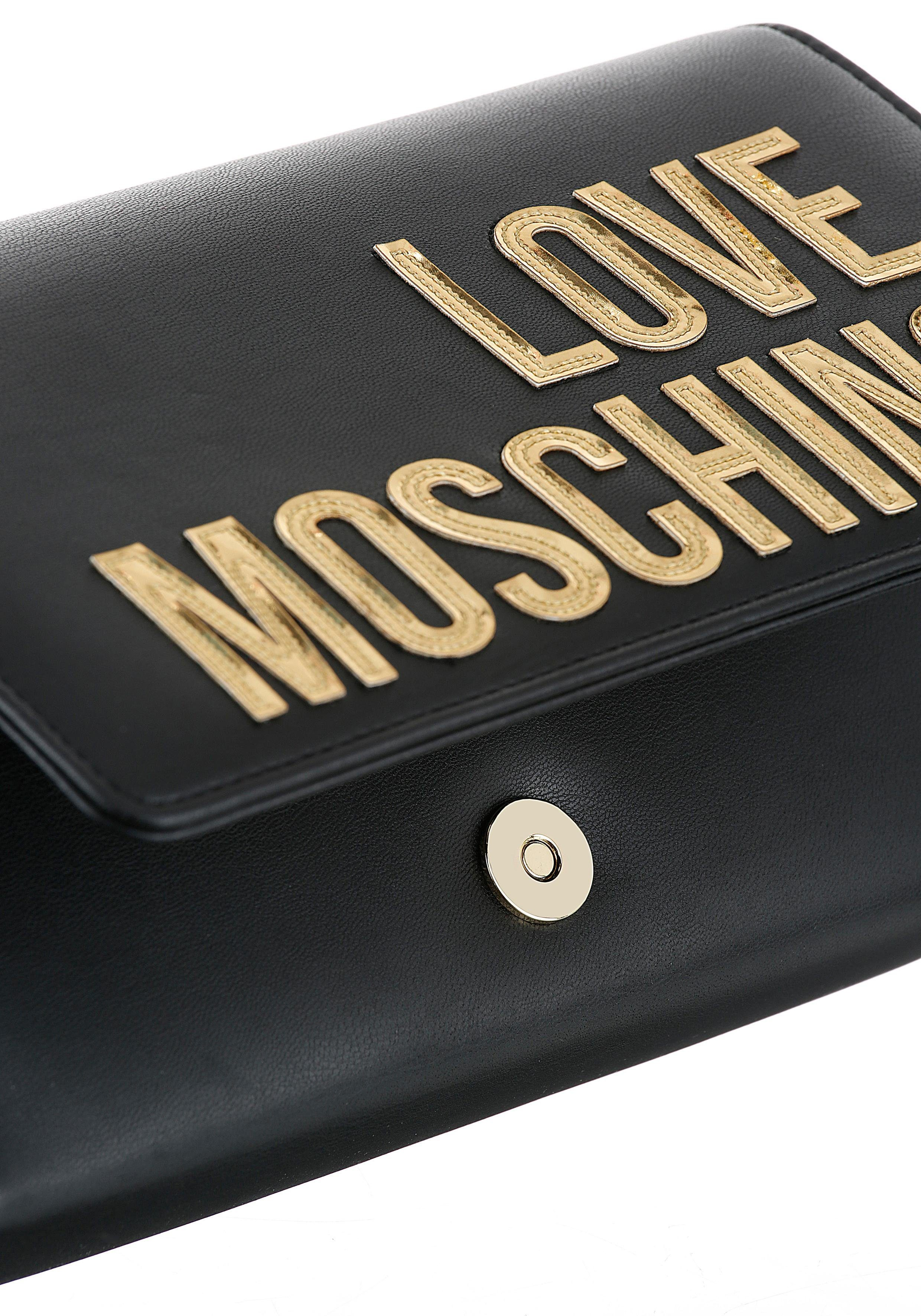 Modischer Moschino Tragekette Love Umhängetasche Mit qwXZcPv