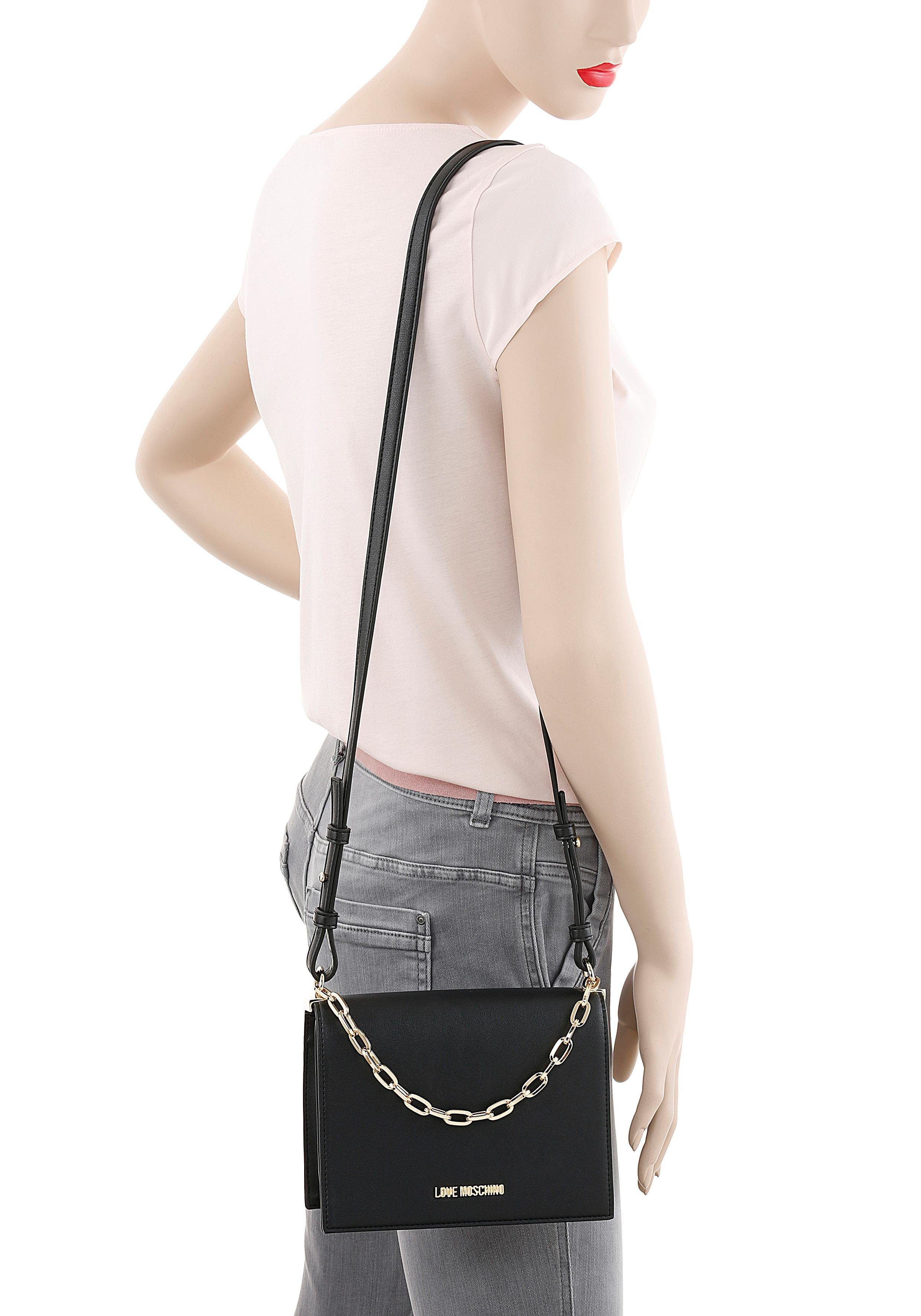 Zierkette Mit Love Moschino Bag Mini wIxqBFxP7