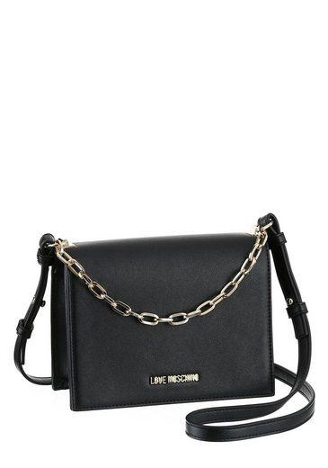 Mit Moschino Zierkette Love Bag Mini q6w1dxHttz