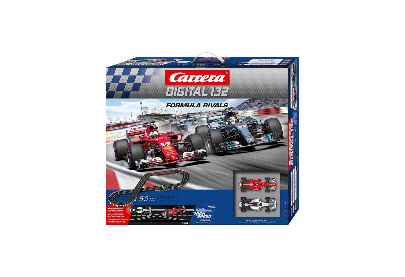 Carrera® Digital132 30004 Formula Rivals