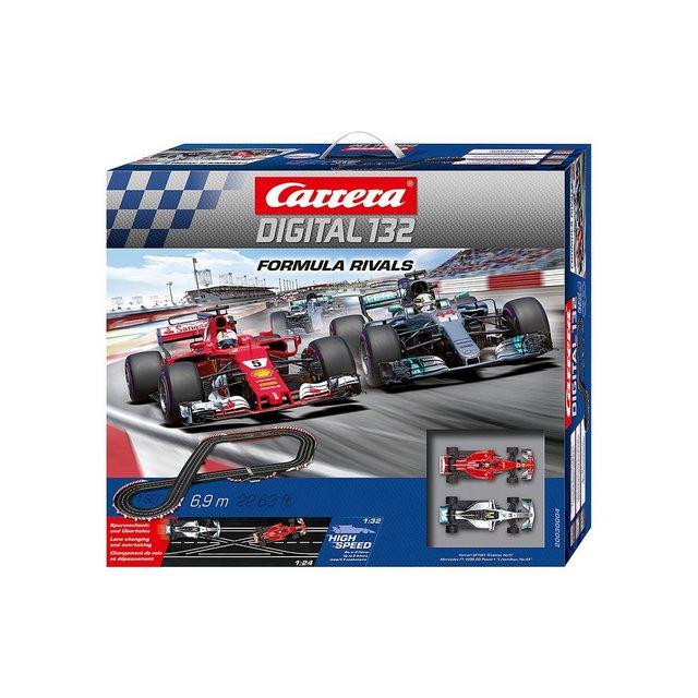 Image of CARRERA (TOYS) Digital 132 Formula Rivals Rennbahn, Mehrfarbig