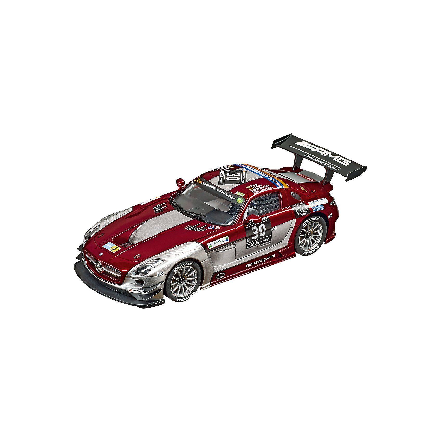 """Carrera® Digital124 23864 Mercedes-Benz SLS AMG GT3 """"Ram Racing, No."""