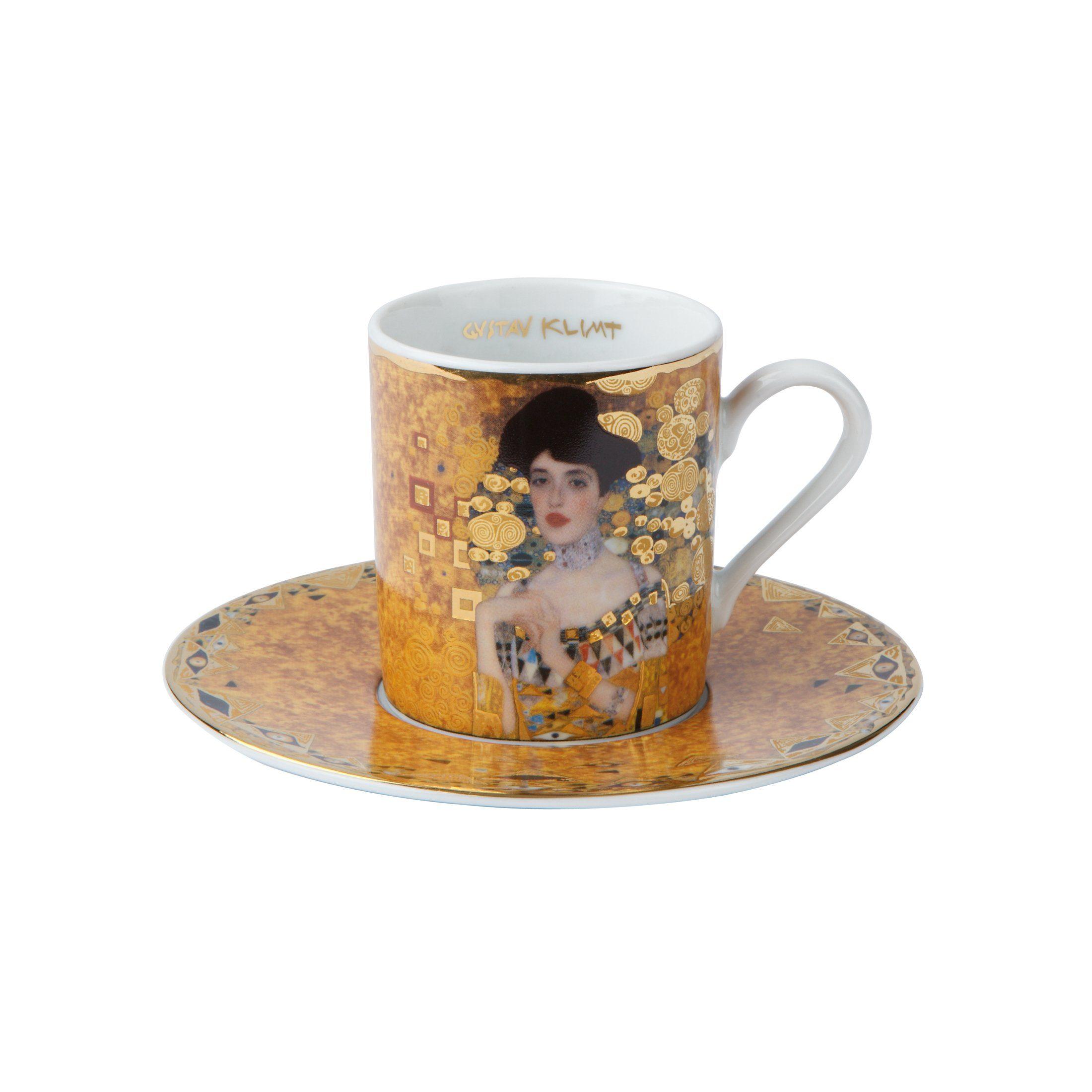 Goebel Adele Bloch-Bauer - Espressotasse »Artis Orbis«