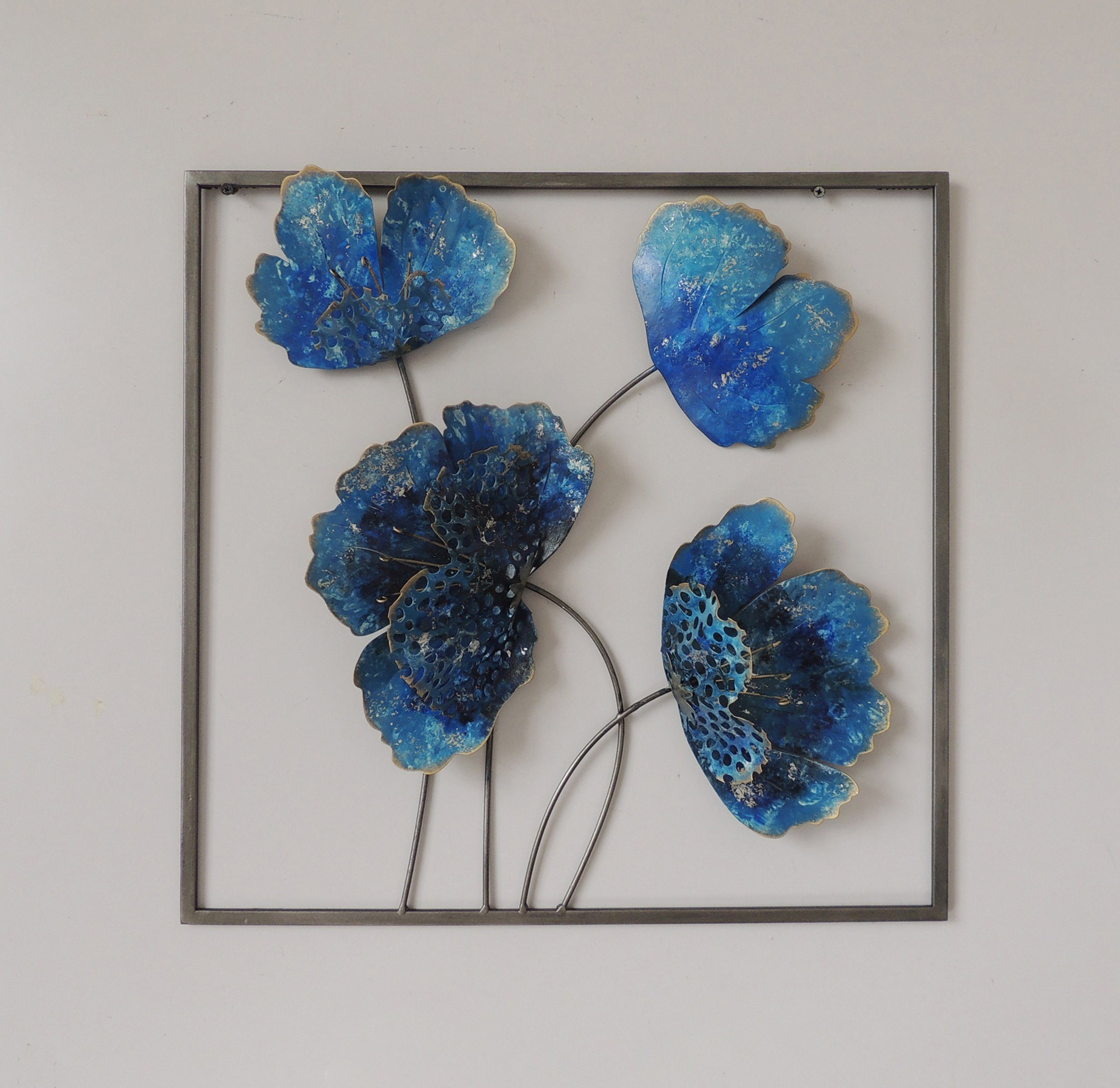 NTK-Collection Wanddeko »Flower«