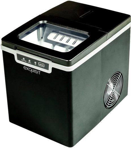 exquisit Eiswürfelmaschine EM 6001 sw