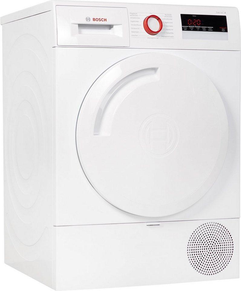 Bosch Warmepumpentrockner 4 Wtr83vv9 7 Kg Kaufen Otto