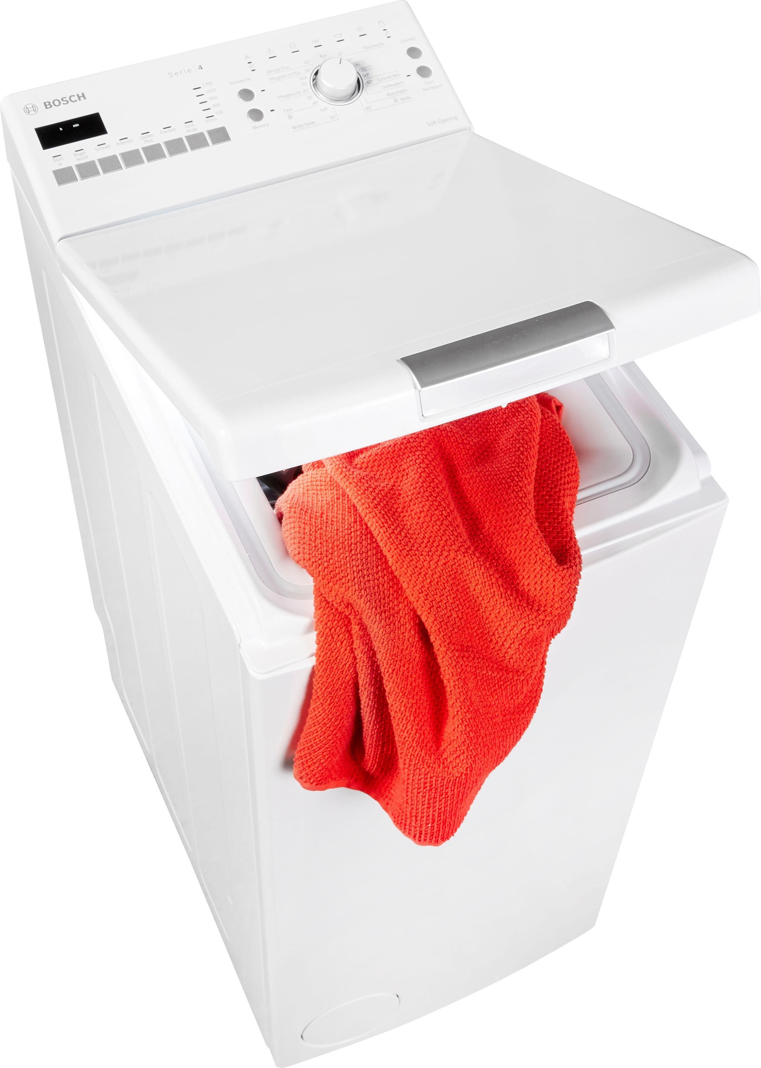 BOSCH Waschmaschine Toplader 4 WOT24227, 7 kg, 1200 U/Min