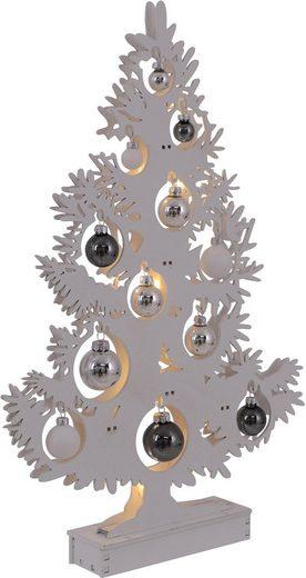 näve LED Dekoobjekt »BAUM«, Höhe 50 cm