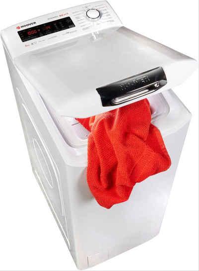 Hoover Waschmaschine Toplader SLFNH G464TAH 84 6 Kg 1400 U Min