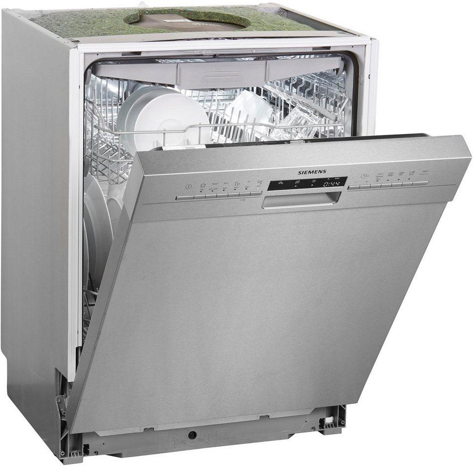 Siemens Unterbaugeschirrspuler Iq300 Iq300 Sn436s00ee 9 5 L 13 Massgedecke Online Kaufen Otto