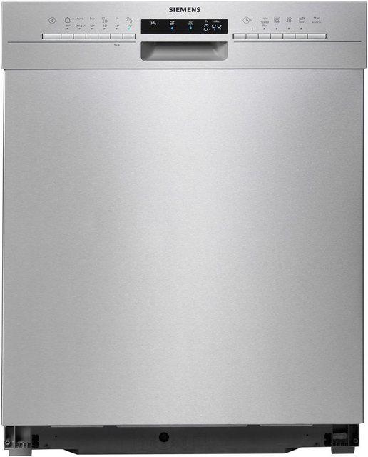 Küchengroßgeräte - SIEMENS Unterbaugeschirrspüler iQ300, SN436S00EE, 13 Maßgedecke  - Onlineshop OTTO