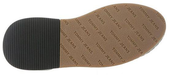 Jeans Mit Teilbezogenem Keilabsatz 2d« Keilsneaker »kaia Tommy awfzTqw