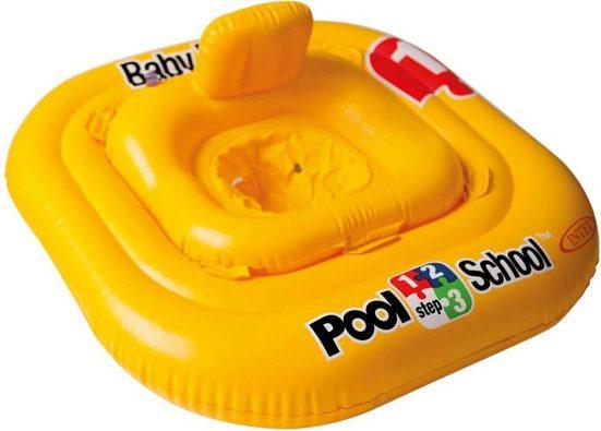 Intex Schwimmsitz »Deluxe Baby Float Pool School™ Step 1«