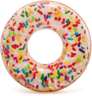 Intex Schwimmhilfe »Schwimmreifen, Rainbow Sprinkle Donut Tube«