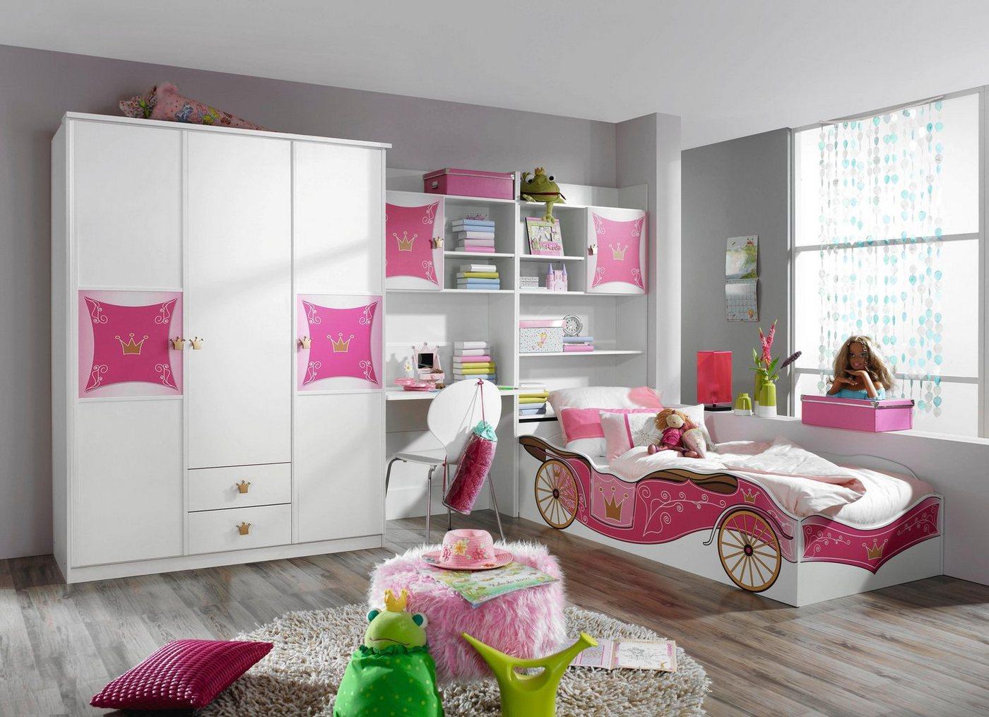 Komplettzimmer - rauch Jugendzimmer Set »Kate«, mit Kleiderschrank  - Onlineshop OTTO
