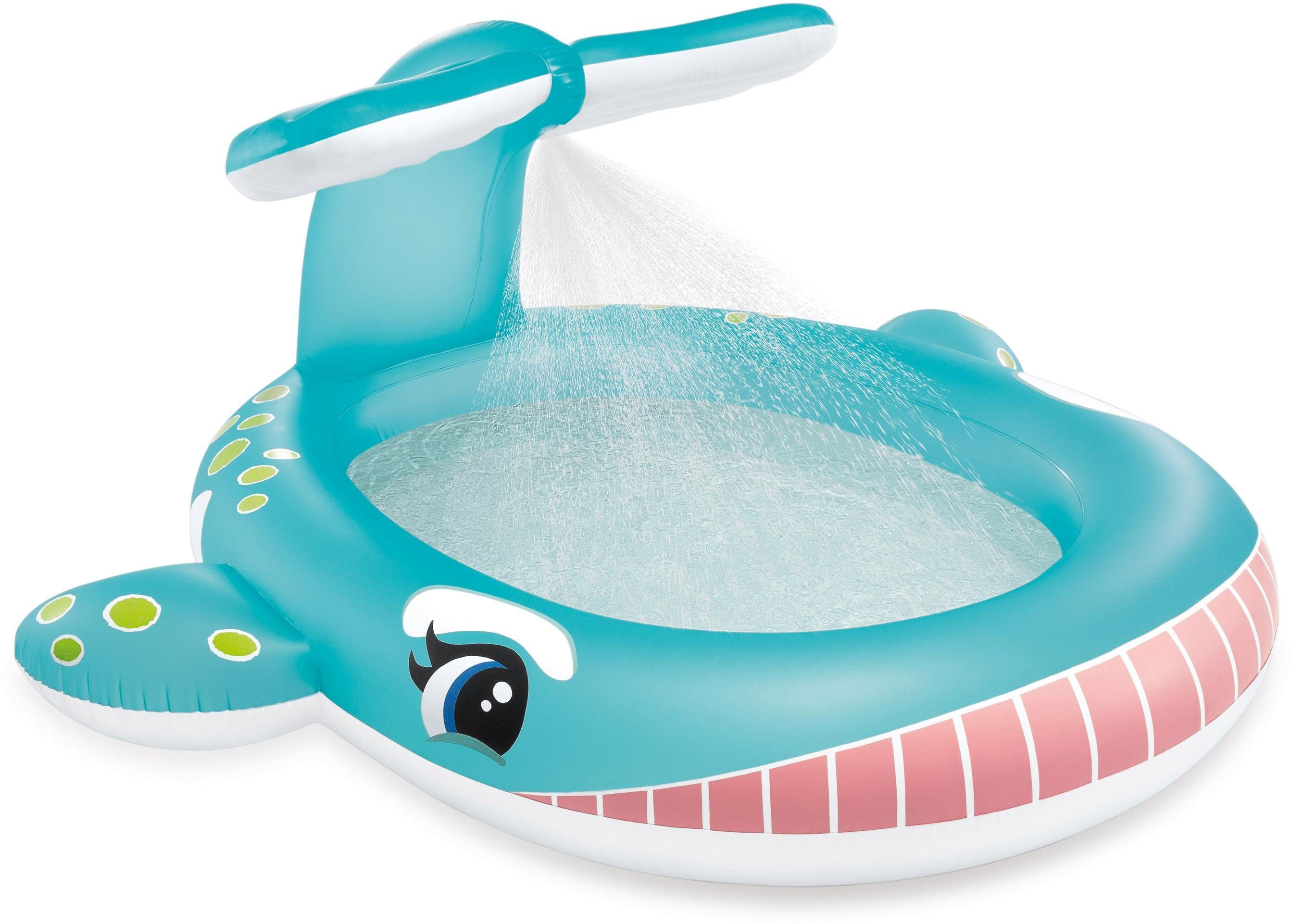 Intex Planschbecken, »Whale Spray Pool«