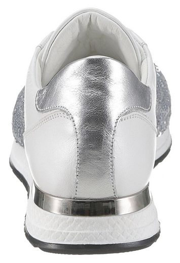 Sneaker Pailletten Mit Funkelnden Verziert Noclaim 6wgAqdx