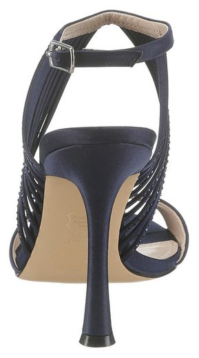 Sandalette Riemchen Mit Nina Nina Verstellbarem Sandalette wEvqBaUxx