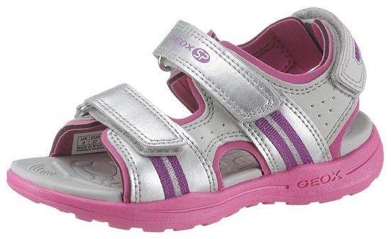Geox Kids »Vaniett Girl« Sandale mit Geox Spezial Membrane