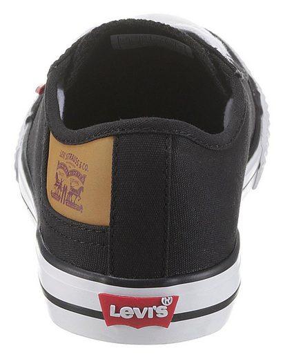 Lady« Sneaker Außen Buck Levi's® Logoschriftzug Mit »stan Sq4EFpR