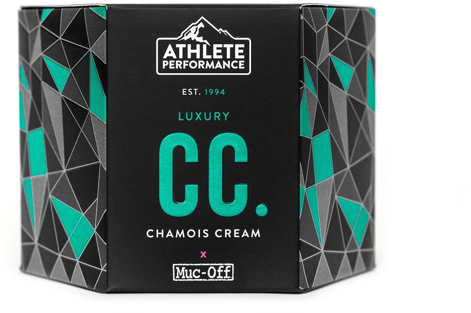 Muc-Off Körperpflege »Luxury Chamois Sitzcreme 250 ml«