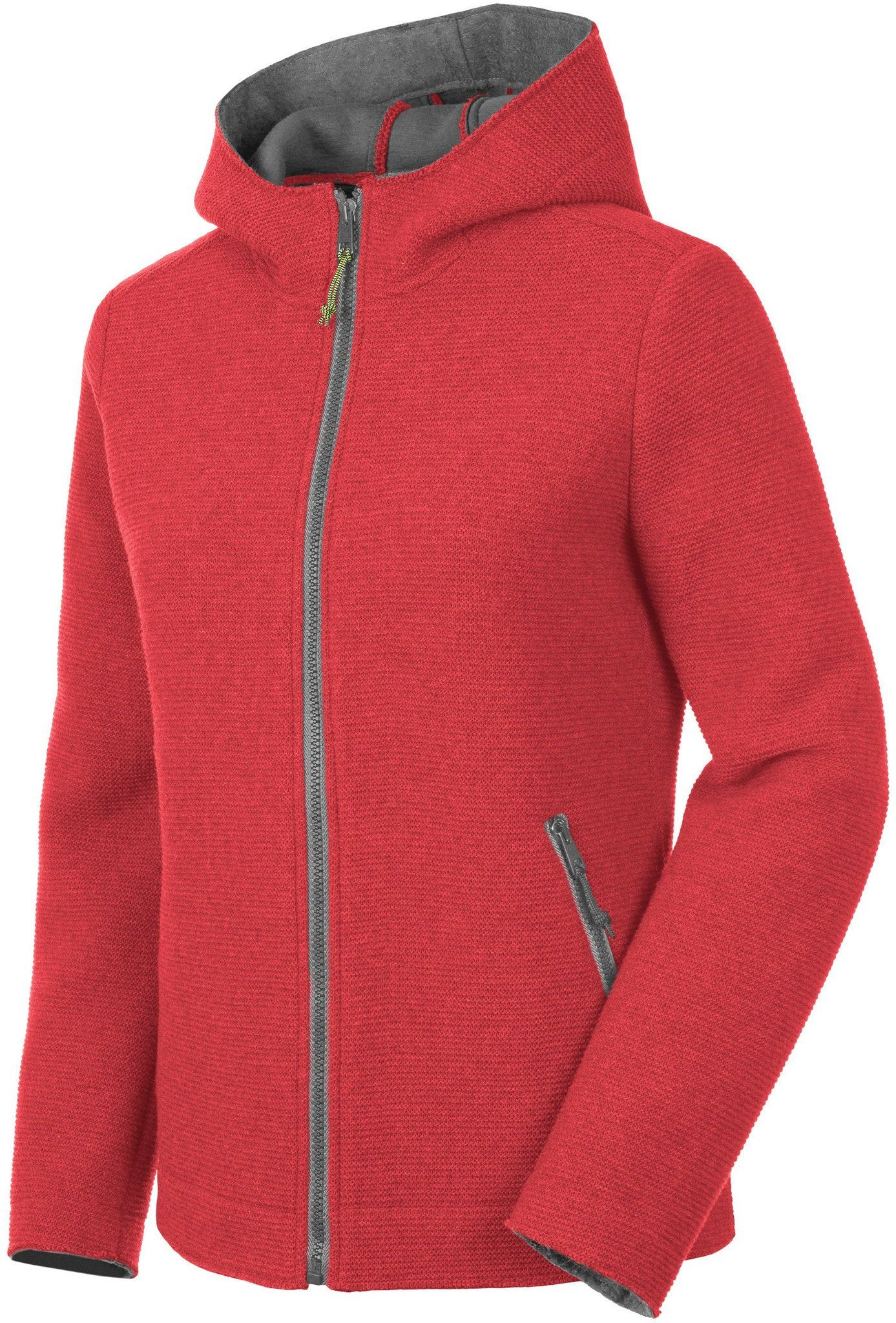 Salewa Outdoorjacke »Sarner 2L Wool Full-Zip Hoody Women«