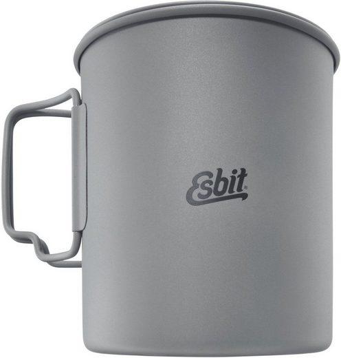 Esbit Camping-Geschirr »Topf Titan«
